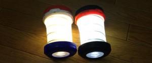 ドッペルギャンガーポップアップ 2WAY LEDランタン5